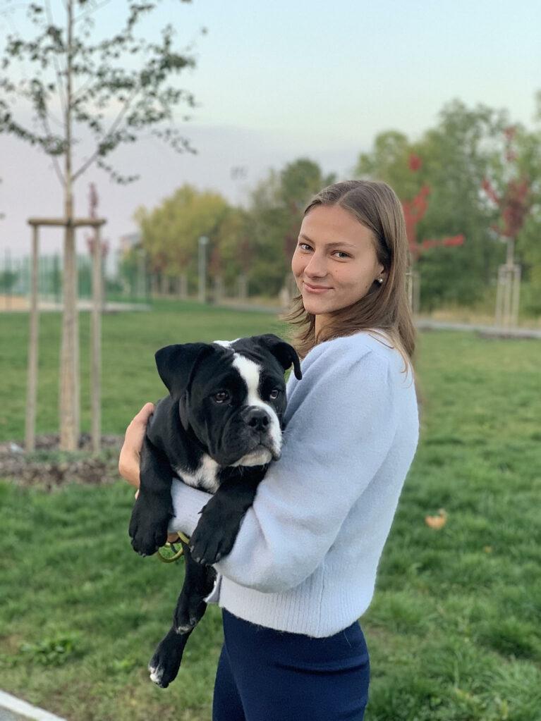 Barbora Seemanová - česká olympionička & Raul