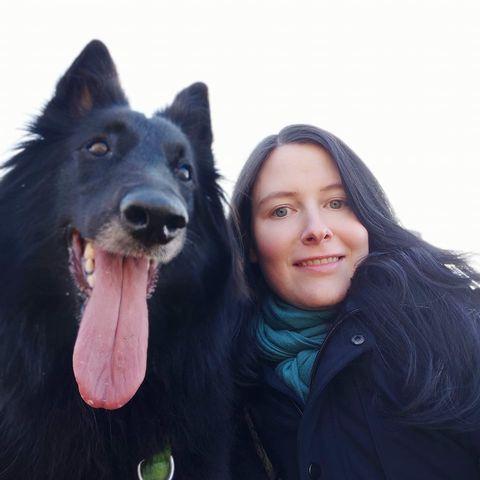 Sandra - redaktorka psinovinky.cz & Kája